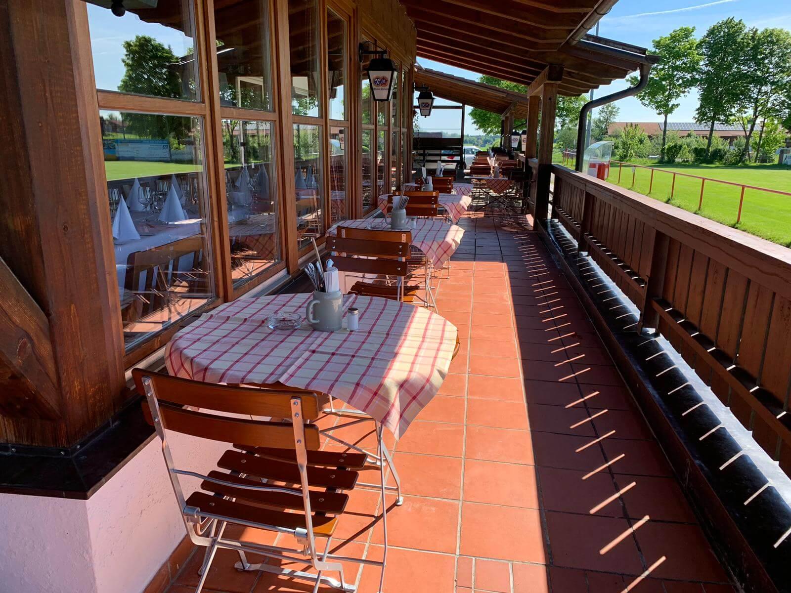 Restaurant Schäftlarn Italiener Hohenschäftlarn Pizza Pasta Terrasse