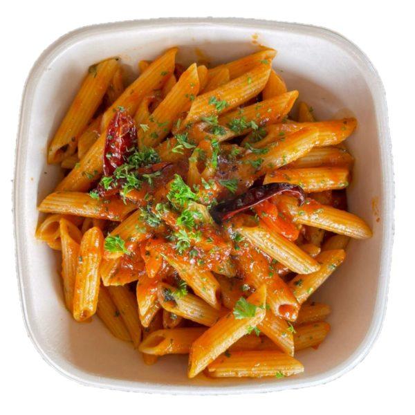 Restaurant Schäftlarn Italiener Hohenschäftlarn Pasta Arrabiata