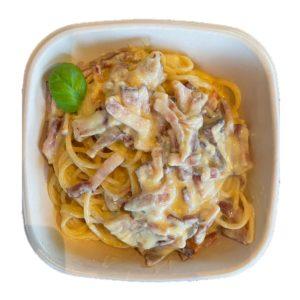 Restaurant Schäftlarn Italiener Hohenschäftlarn Pasta Carbonara